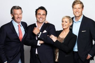 Maria Michael was the producer of The Living Room on Network Ten.