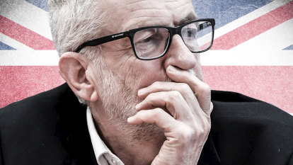 Jeremy Corbyn apologises for Labour defeat in UK