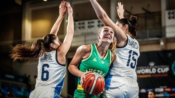 Opals continue to shine with win over Argentina
