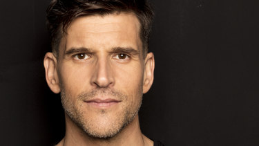 The Bachelor host Osher Gunsberg presents the Anxiety Hour podcast.