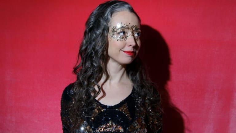 Melbourne Writers Festival boss Marieke Hardy.