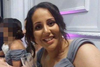 Lydia Abdelmalek.