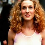 Sarah Jessica Parker as Carrie Bradshaw in 'Sex and the City'.