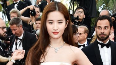 Mulan takes a swing: Actor Liu Yifei, who is set to play Disney's Mulan, has come out publicly in favour of Hong Kong police during the protests.