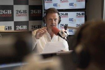 Ben Fordham will replace 2GB breakfast host Alan Jones.