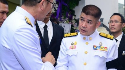 Thai minister jailed in Sydney for heroin importation finally ousted
