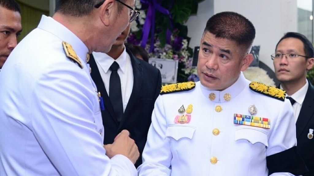 ministro thailandese