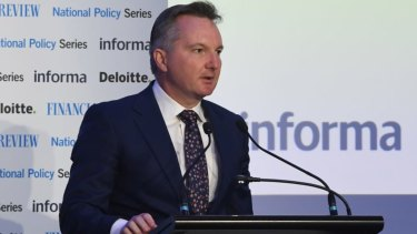 Shadow treasurer Chris Bowen has promised to dust off the payday lending legislation if Labor wins the federal election.