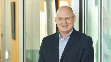 Bankwest managing director Rowan Munchenberg.