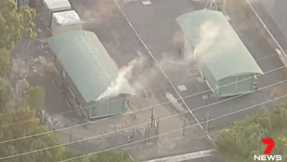 7000 Gold Coast residents without power after Energex substation fire