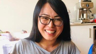 Adriana Midori Takara, 38, died after contracting the coronavirus.