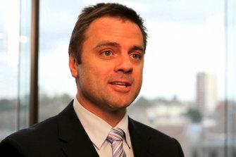 Commander Stuart Bateson, pictured in 2010 when he was head of the African-Australian community taskforce.