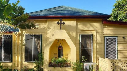 Heavenly views and a heritage listing for 1880s Brisbane homestead