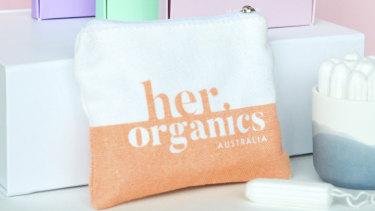 Her Organics.