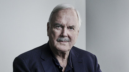 John Cleese's next act: 'I think there is life after death'