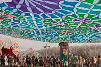 The Wild Horses music festival in Marysville is restricted to 1000 attendees.