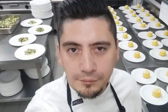 Alejandro Cardozo Zarate has lived and worked in Australia for a decade.