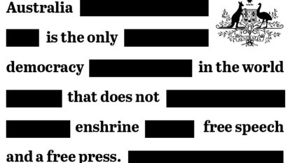 Balancing act: national security collides with freedom of the press