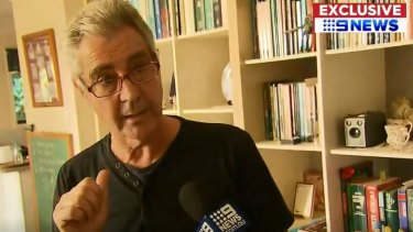 Steven Fennell speaks out for the first time after being released from prison.