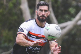 Wests Tigers captain James Tamou says he doesn't blame fans for booing the side during Sunday's clash against the Cowboys.