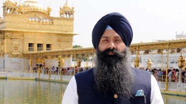 Dr Jagvinder Singh Virk, chairman ofIndia Australia Strategic Alliance, has arranged a number of charter flights to repatriate Australians from India.