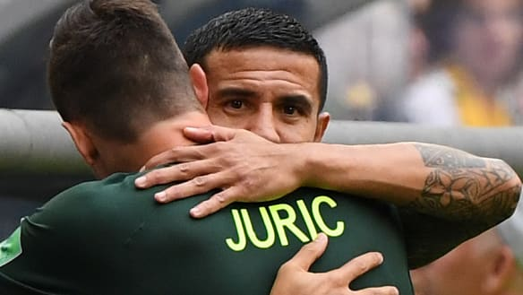 Why Socceroos don't need Cahill to win