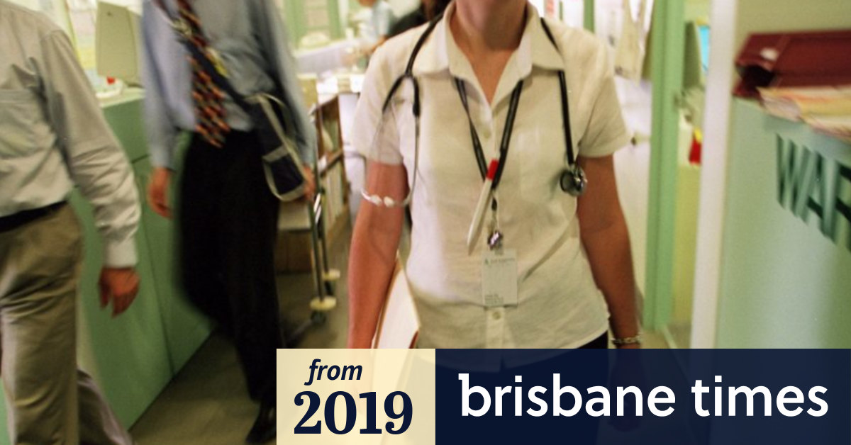 Brisbane nurse slept naked with her ex-patient after