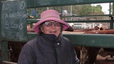 Muriel Macdonald, 78, was found dead in bushland in central-western Queensland.