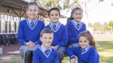 Mercy College in Perth's north has been named as one of WA's most improved schools following the release of NAPLAN results on Wednesday