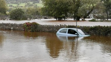 Flash floods in southern France have claimed at least five lives after unexpectedly torrential rain.
