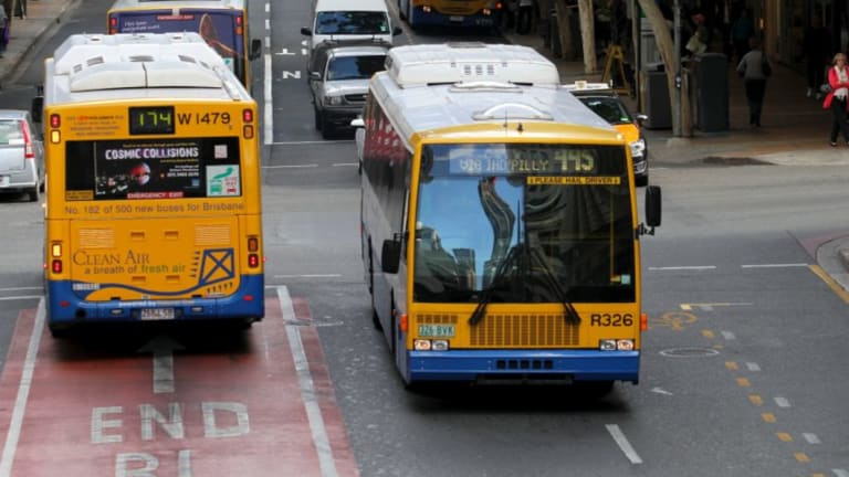 Collective Shout criticised Sexpo's advertising on Brisbane City Council buses.