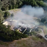 Four kids charged with arson over Big Brother house fire