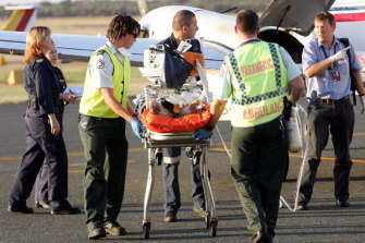 Perth ambulance ramping is impacting the service's ability to transfer regional patients.