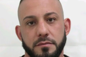 Ricardo Barbaro is charged with murder.