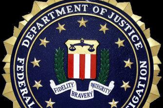 The FBI seal.