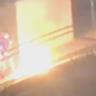 Police hunt arsonist over Ipswich school fire