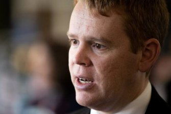 "New Zealand Education Minister Chris Hipkins says the stiuation will be an ""incredibly distressing time"" for all who knew the student."