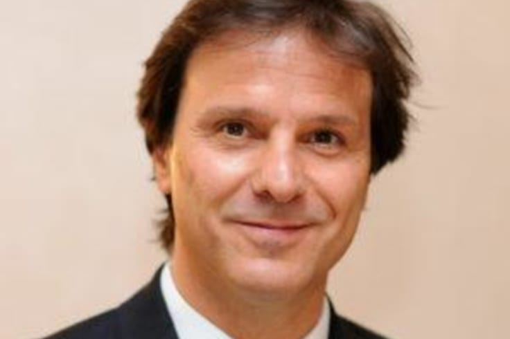 Executive director of Unitaid Lelio Marmora