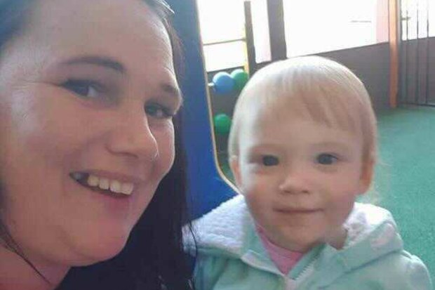 Desperate for answers: Mother Patricia Lamont with her daughter Isabella, who died in October 2018.