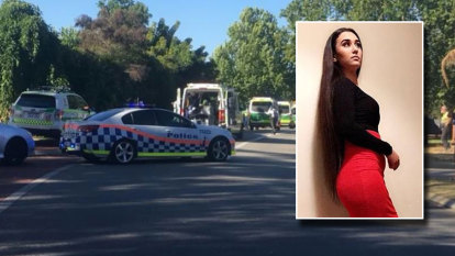 Family lash out at media as young Perth woman jailed over Canning Vale brawl death