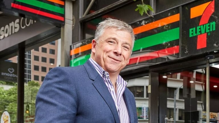 7-Eleven chief executive Angus McKay.