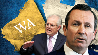 WA Premier Mark McGowan has announced a hard border with Queensland as Prime Minister Scott Morrison outlined a swag of new COVID-19 safety measures for the country.