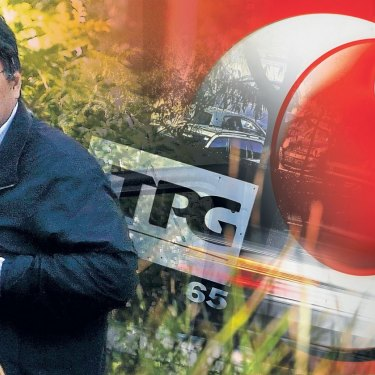 TPG boss David Teoh and Berroeta could see the benefits of combining the two businesses.