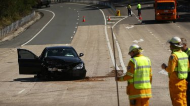 Catherine Hill Bay accident: One dead, three in hospital