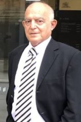 A tribunal found Dr Petros guilty of professional misconduct.
