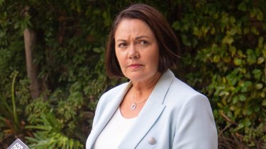 WA Opposition Leader Liza Harvey.