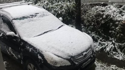 NSW's wild weather set to continue for remainder of week