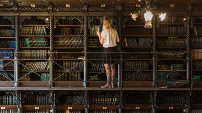 Foreign Correspondence: Books are now luxury lifestyle goodies