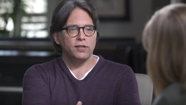 NXIVM founder Keith Raniere.