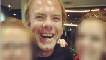 DavidDegning is facing deportation from Australia.
